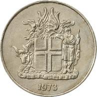 Monnaie, Iceland, 10 Kronur, 1973, TTB, Copper-nickel, KM:15 - Iceland
