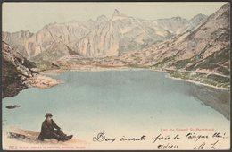Lac Du Grand St-Bernhard, Valais, 1903 - Comptoir De Phototypie CPA - VS Valais