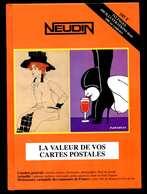 Catalogue Neudin 2000 Dictionaire Des Communes De Monaco à Fin M Trés Bon état - Livres
