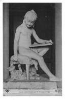 CLERMONT-FERRAND  (cpa 63)  Musée - Etude Interrompue Par H.Gourgouillon  - L 1 - Clermont Ferrand