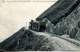 N°65287 -cpa Chemin De Fer Du Puy De Dôme - Eisenbahnen