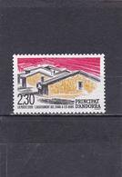 Andorre Français Neuf **  1990  N° 395  Tourisme. Le Séchage Du Tabac - Neufs