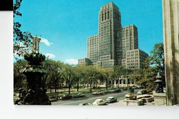 UNITED STATES  - VINTAGE  POSTCARD- ALFRED SMITH STATE OFFICE BLDG - NEW -  PRINCLY'S GREETING CARD POST 7254 - Saratoga Springs