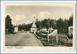 XX002030-3330/ Helmstedt Zonengrenze  Autobahn Foto AK Ca.1955 - Non Classés