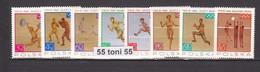 1965 Olymp. Medaillen Polens In Tokio  Mi- 1623/30, 8v.- MNH   Poland - Summer 1964: Tokyo