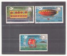 Khmère 1975 Poste Aérienne N° 31 Z // AA-AB Oblitéré - Timbres