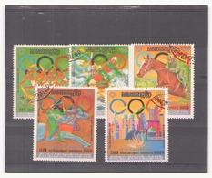 Khmère 1975 Poste Aérienne N° 31 M / R Oblitéré - Timbres