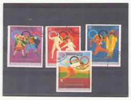 Khmère 1975 N° 354 A / D Oblitéré - Timbres