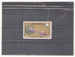 Khmère 1974 Poste Aérienne N° 31 K Oblitéré - Timbres