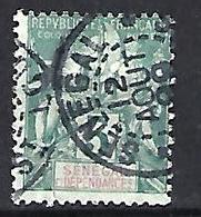 Senegal 1881-86 (o) 5c St.Louis - Senegal (1887-1944)