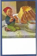 CPA Gnome Lutain Nain Non Circulé - Fairy Tales, Popular Stories & Legends