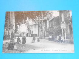 12 ) Vabres - N° 14 - L'avenue De Camarès : Année  : EDIT : Audouard - Vabres