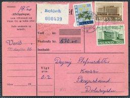 Iceland Pacelcard Reykjavik - 1944-... Republic