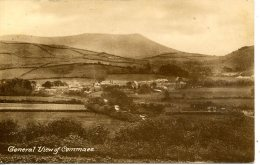 MONTGOMERYSHIRE - GENERAL VIEW OF CEMMAES  Pow26 - Montgomeryshire
