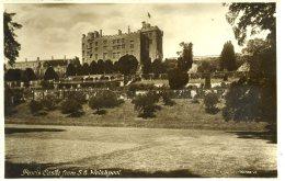 MONTGOMERYSHIRE - WELSHPOOL - POWIS CASTLE FROM SE Pow91 - Montgomeryshire