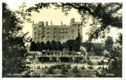 MONTGOMERYSHIRE - WELSHPOOL - POWIS CASTLE - THE GARDENS RP Pow84 - Montgomeryshire