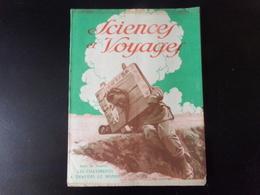 """Revue """" Sciences Et Voyages """" N° 280, 1925, """" Les Châtiments à Travers Le Monde """" - 1900 - 1949"""