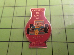 1218c Pin's Pins / Beau Et Rare : Thème AUTOMOBILE / COURSE DE COTE DE NORON LA POTERIE - Rallye