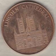 Token Lincoln Cathedral. - Altri