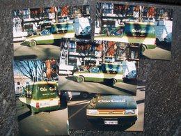 Foto FIAT FIORINO Pubblicitario OLIO CARLI - Cars