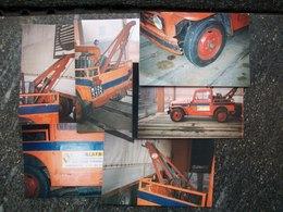 Foto FIAT CAMPAGNOLA SOCCORSO STRADALE CON GRU - Cars