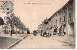 """GRAND CROIX """"Place De La Liberté"""" - Autres Communes"""
