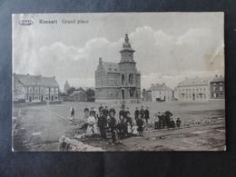 Charleroi / Ransart , Grand Place - Charleroi