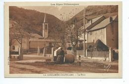 La Condamine Chatelard  Place - Other Municipalities