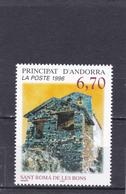 Andorre Français Neuf **  1996  N° 482  Tourisme.  Sant Roma De Les Bons - Neufs