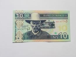 NAMIBIA 10 DOLLARS - Namibia