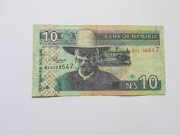 NAMIBIA 10 DOLLARS - Namibie
