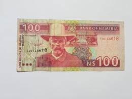 NAMIBIA 100 DOLLARS - Namibia