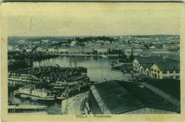 POLA / PULA - PANORAMA - EDIT S. & G. 1920s ( BG373) - Kroatien