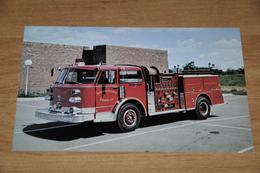 4820- SAN FRANCISCO FIRE DEPT. / FIRETRUCK / FEUERWEHR / BRANDWEERAUTO / CAMION DE POMPIER - Other