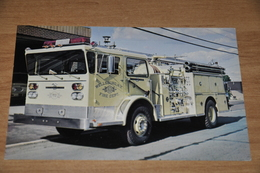 4823- WELLSBURG, N.Y. FIRE DEPT. / FIRETRUCK / FEUERWEHR / BRANDWEERAUTO / CAMION DE POMPIER - Other