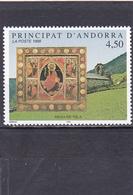 Andorre Français Neuf **  1998  N° 499  Tourisme.  Autel De L'église De Vila - Neufs