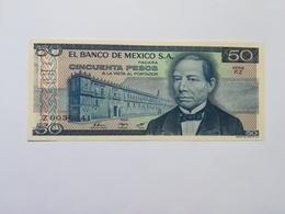 MESSICO 50 PESOS 1981 - Messico