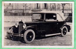 AUTOMOBILES ARIES - N° 2304 - CABRIOLET 4 PLACES - Voitures De Tourisme