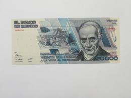 MESSICO 20000 PESOS 1987 - Messico