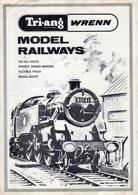Catalogue TRIANG WRENN 1971 OO/HO Model Railways - Model Boats Powered - Books And Magazines