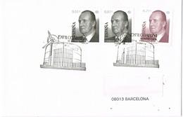 30078. Carta Exposicion LA MUELA (Zaragoza) 2004. EXFILCOAR 04 - 1931-Hoy: 2ª República - ... Juan Carlos I
