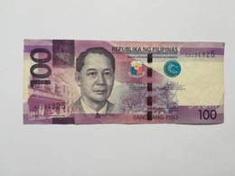 FILIPPINE 100 PISO 2016 - Filippine