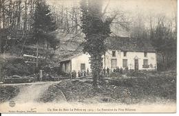 MONTAUVILLE. LE BOIS AUX PRETRE. 1915. LA FONTAINE DU PERE HILARION - France