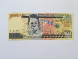 FILIPPINE 500 PISO 1987-1994 - Filippine