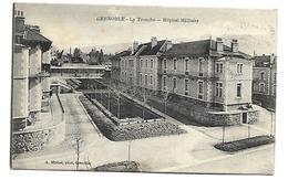 38  GRENOBLE  LA TRONCHE  Hopital Militaire ('voir Scan Du Dos) - La Tronche