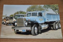 4827- NICE TRUCK, MACK B-788 WESTERN IN CALIFORNIA - Vrachtwagens En LGV