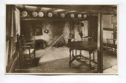 The Kitchen Anne Hathaways Cottage - Stratford Upon Avon