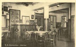 Curacao, WILLEMSTAD, Roman Catholic Sailor's Home (1950s) Postcard - Curaçao