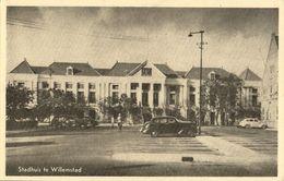 Curacao, WILLEMSTAD, Town Hall (1950s) Postcard - Curaçao