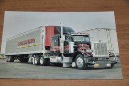 4832- NICE TRUCK, PETERBILT 359 IN CALIFORNIA - Camions & Poids Lourds